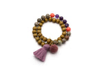 A21 Mala Twin Olive Purple