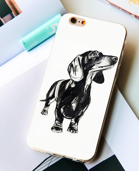Dachshund Pets iPhone Case