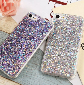 Sparkling Glitter iPhone Case