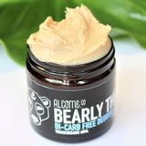 Alcome.Co Bearly There Natural Deodorant balm,  Normal and Sensitive Skin Types / Vegan /  Bi-Carb Free - Alcome.Co