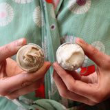 2 x Organic Deodorant Set Pack Gift / Natural Vegan / Clay Based / Normal and Sensitive Skins / Australian Made - Alcome.Co