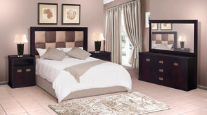 5 Piece Cardiff Bedroom Suite (Queen Size)