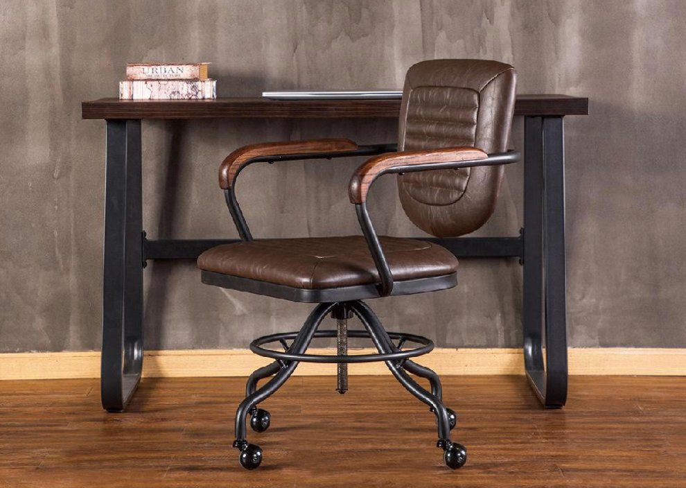 Bison Desk and Chair