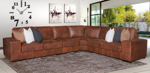 4 Piece Henley Corner Lounge suite