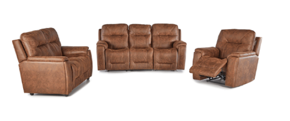 3 Piece 3 Action Caitlyn Lounge Suite