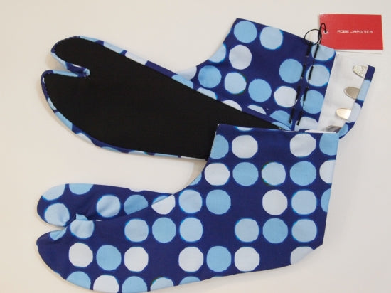 Tabisocks Dot Blue