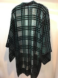 Haori Jacket Black & Green
