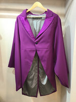 Tailcoat Purple 燕尾コート