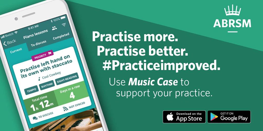 ABRSM Music Case: The Free Practice App