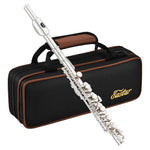 Eastar EPC-2S Silver Plated Piccolo Key of C With Hard Case