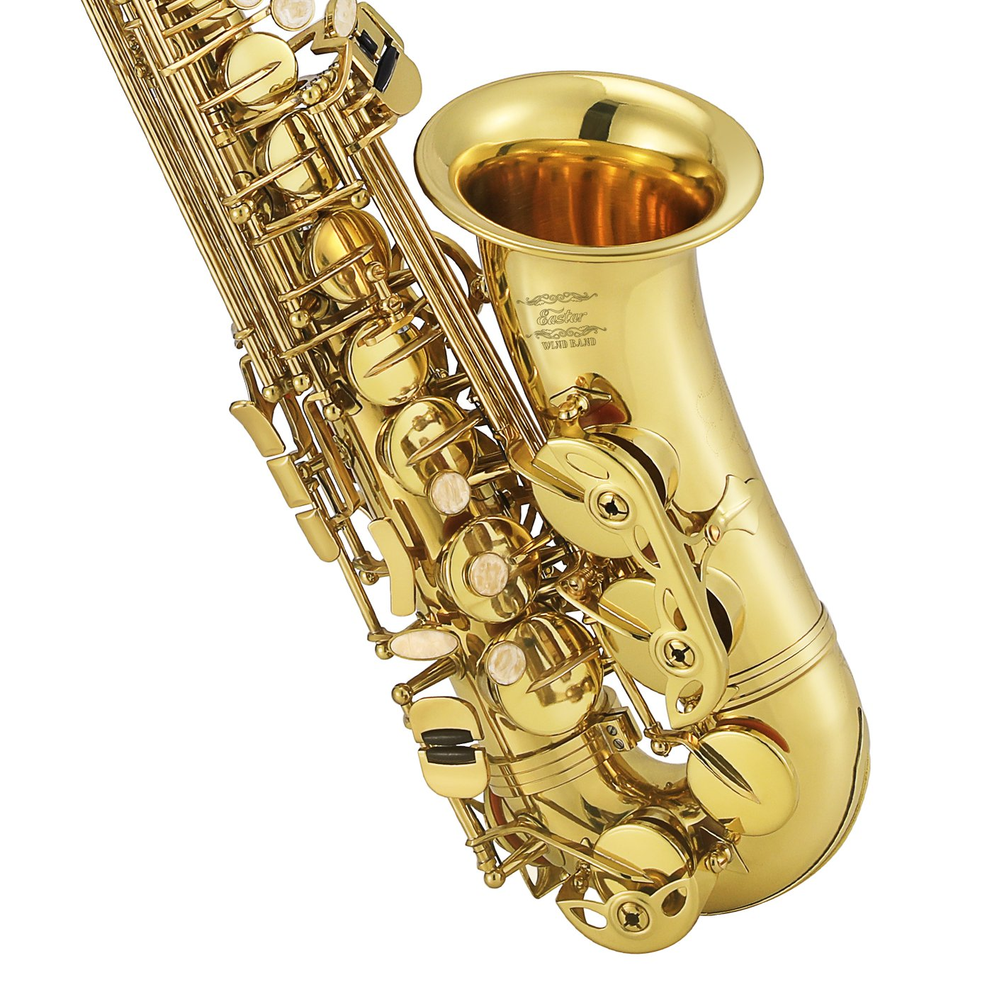 Eastar Professional Alto Saxophone AS-Ⅲ Commander E Flat