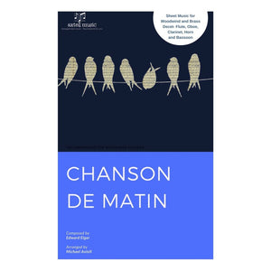 Chanson De Matin - Sheet Music