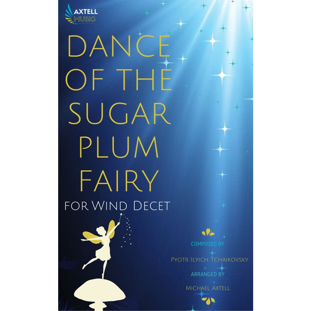 Dance Of The Sugar Plum Fairy - Woodwind Sheet Music. Woodwind Decet Arrangement of Dance of the Sugar Plum from 'The Nutcracker'.