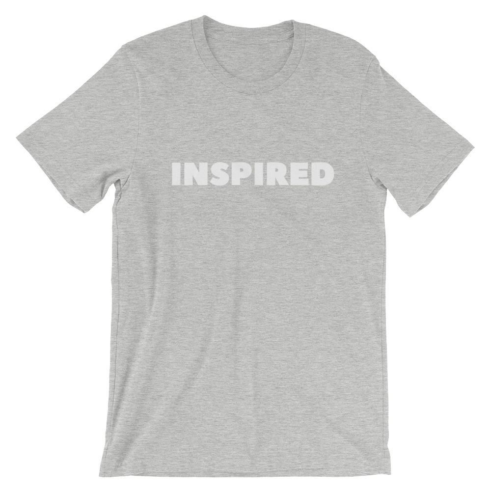 Inspired - Athletic Heather / S - Apparel