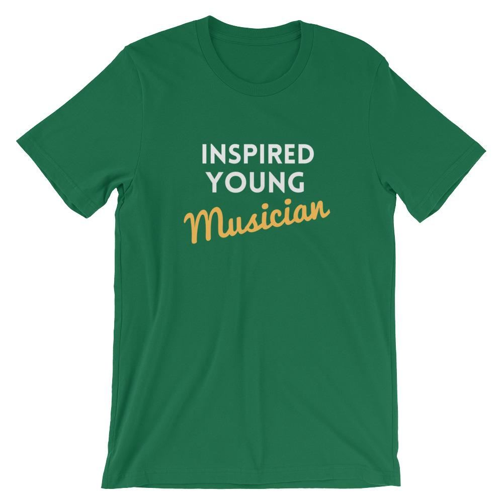 Inspired Young Musician - Kelly / S - Apparel