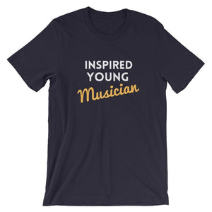 Inspired Young Musician - Navy / S - Apparel