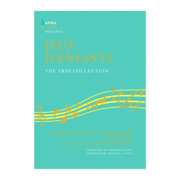 Jeux Denfants: The Trio Collection - Sheet Music