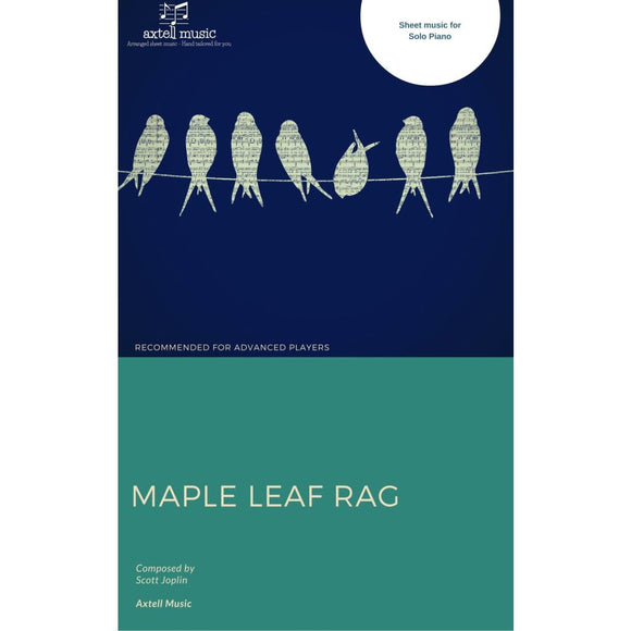 Maple Leaf Rag - Sheet Music