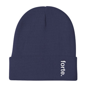 Forte Knit Beanie | Axtell Music