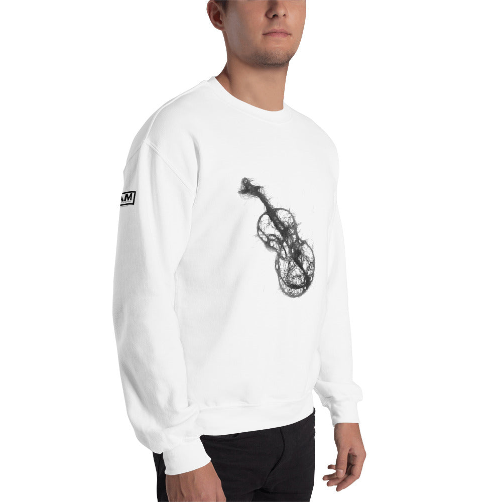 Violin Sketch Sweatshirt | Axtell Music