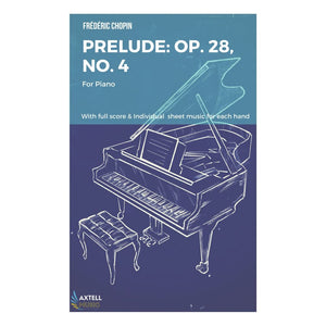 Prelude: Op. 28 No. 4: Suffocation - Piano Sheet Music