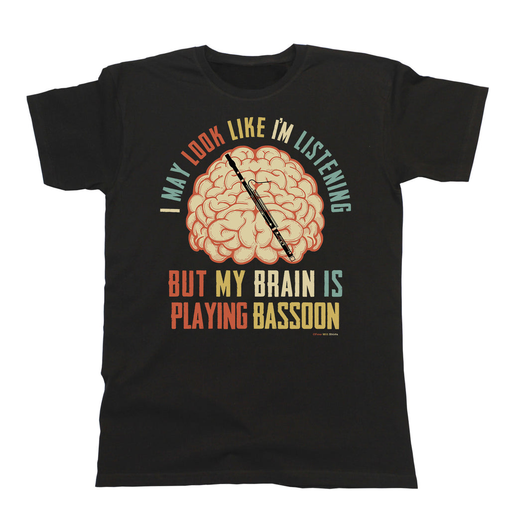 My Brain Is Playing Bassoon