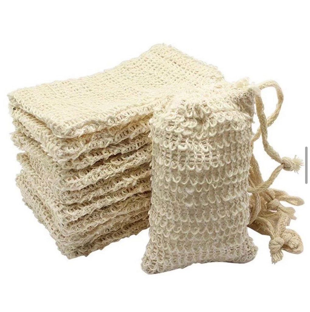 Exfoliating Soap Pouches