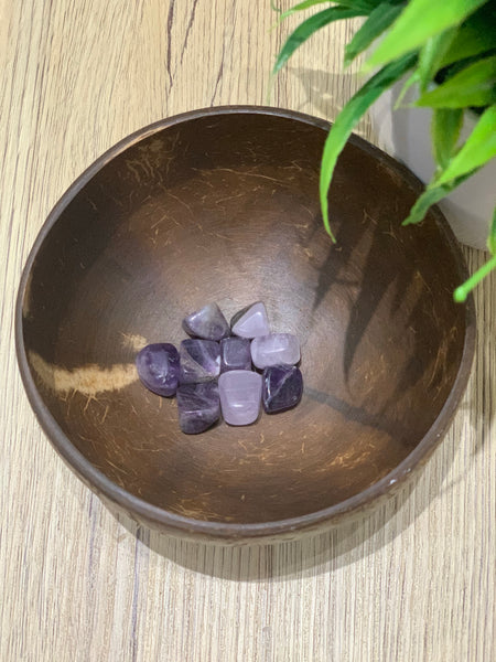 Amethyst Cubes (small)