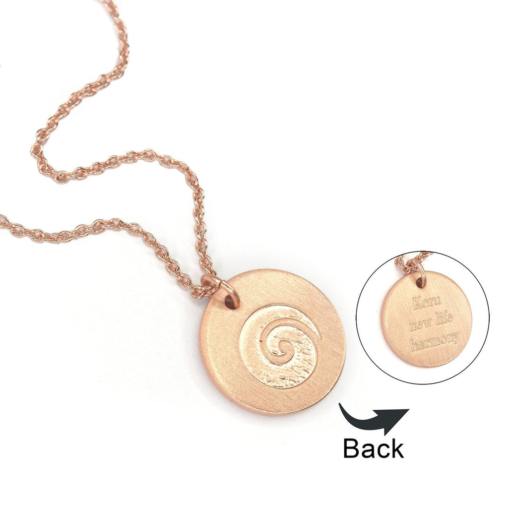 Koru Necklace