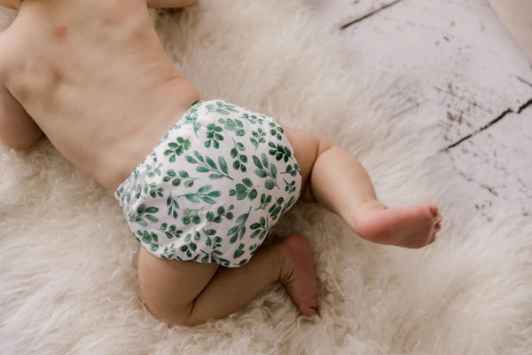 Eucalyptus Cloth Nappy