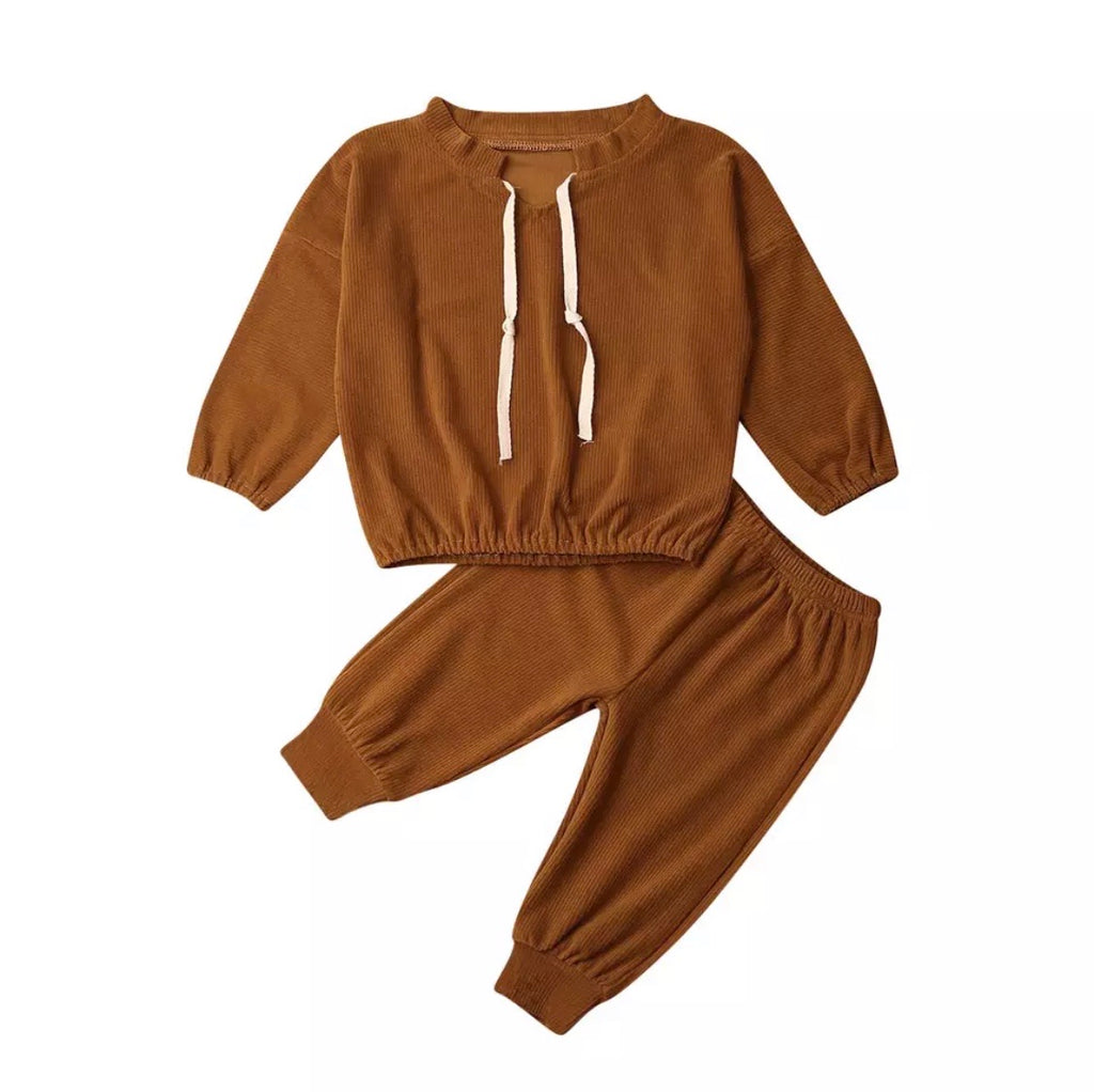 Riri Set (Brown)