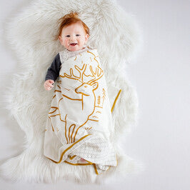 Great Outdoors Swaddle Blanket