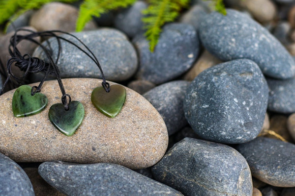 Pounamu Heart Necklace