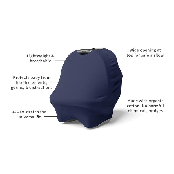 5 IN ONE MULTI USE COVER | Navy