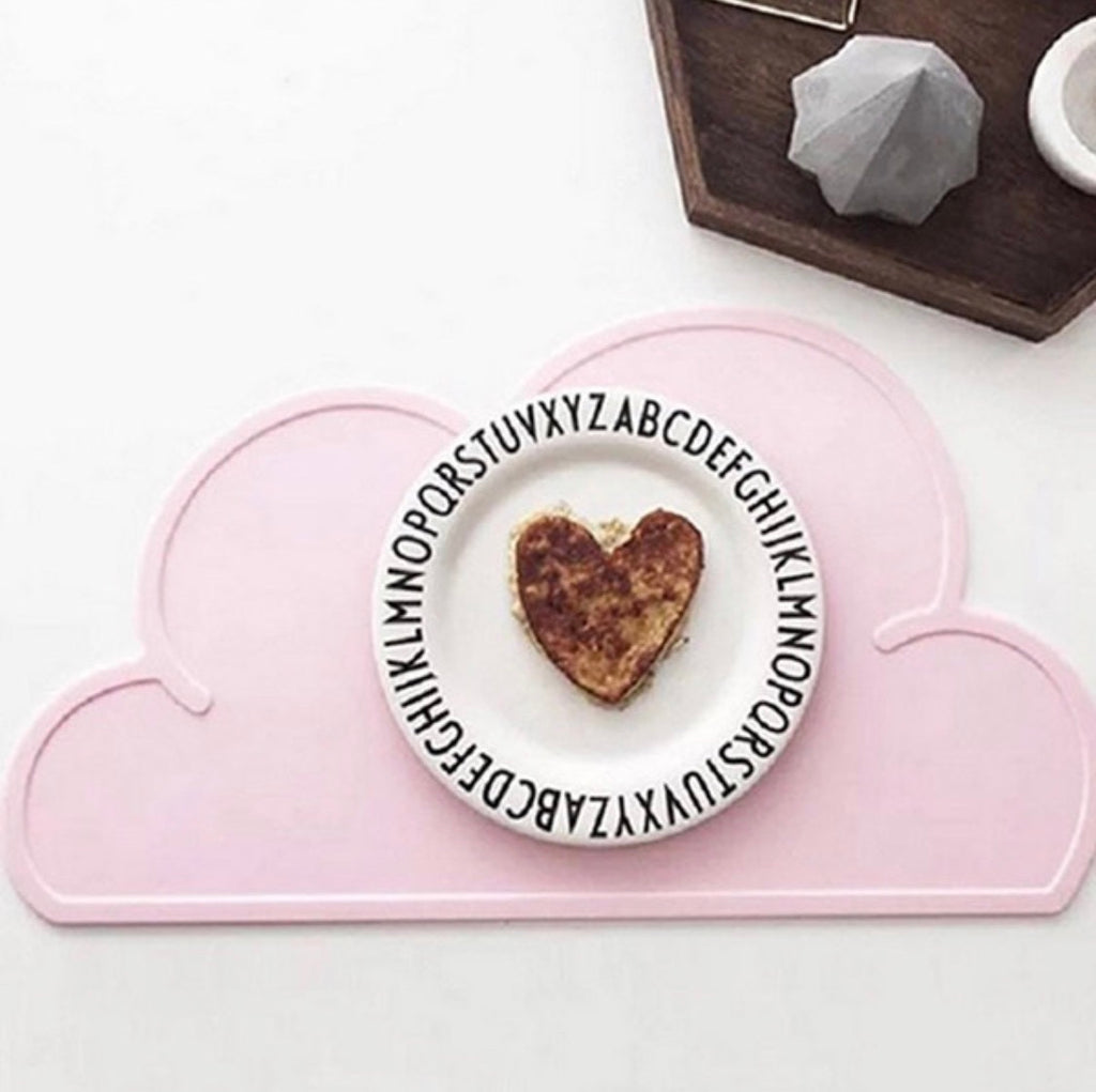 Silicone Cloud Placemat