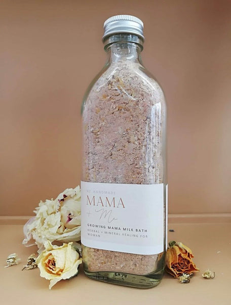 Growing Mama Milk Bath Soak