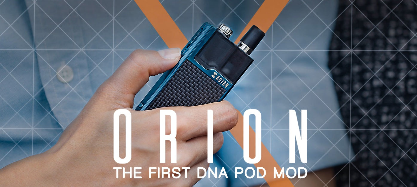 THE COMPLETE GUIDE TO THE LOST VAPE ORION MOD