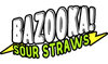 Bazooka Sour Straws Review