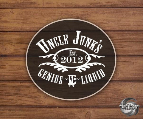 Uncle Junk's Genius Juice