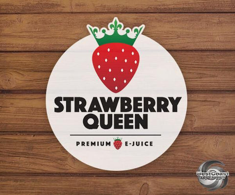 Strawberry Queen Vapor