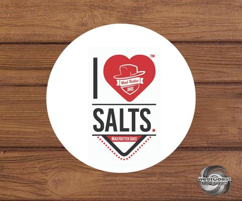 I Love Salts (Salt Nic)