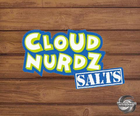 Cloud NURDZ Salt (Salt Nic)