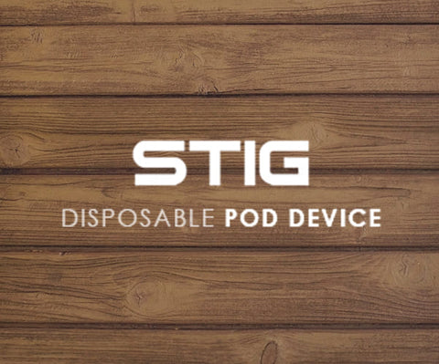 STIG Vape (Salt Nic Devices)