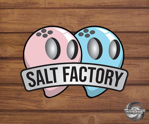 Air Factory - Salt Factory (Salt Nic)