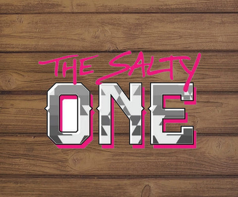 The Salty One (Salt Nic)