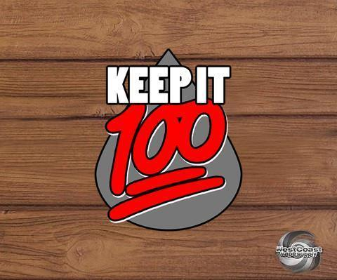 Keep it 100 E Liquid