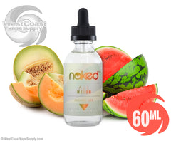 Naked Vape Juice All Melon