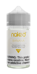 Banana by Naked 100 60ml