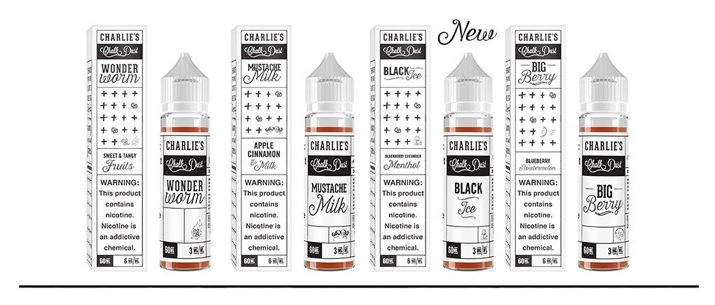 Charlie's Chalk Dust White Label