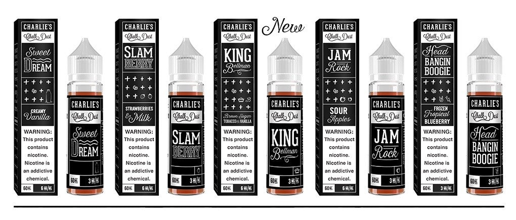 Charlie's Chalk Dust Black Label
